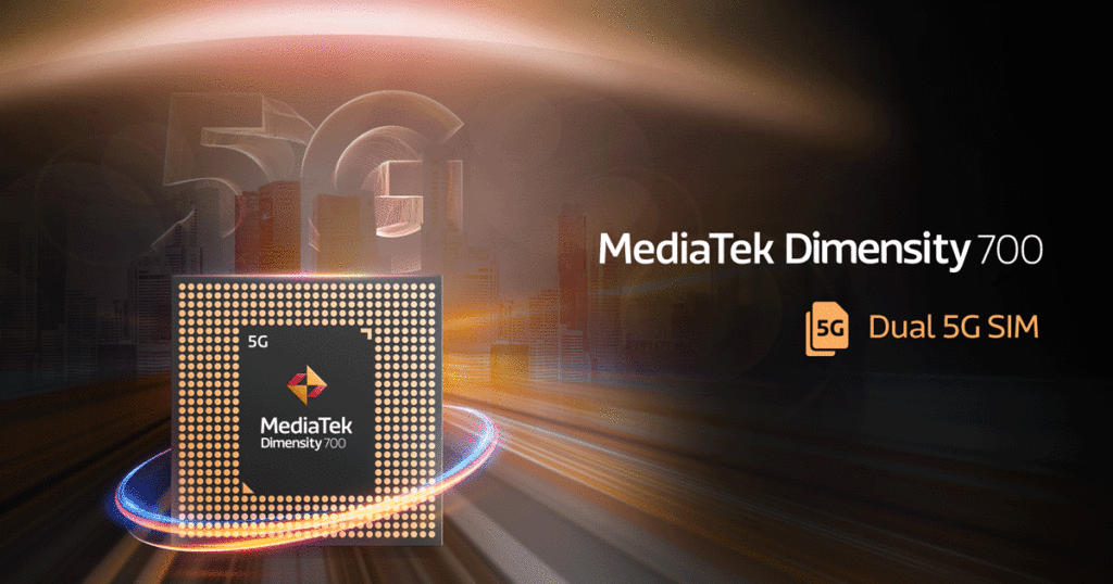 MediaTek Dimensity 700 chipset