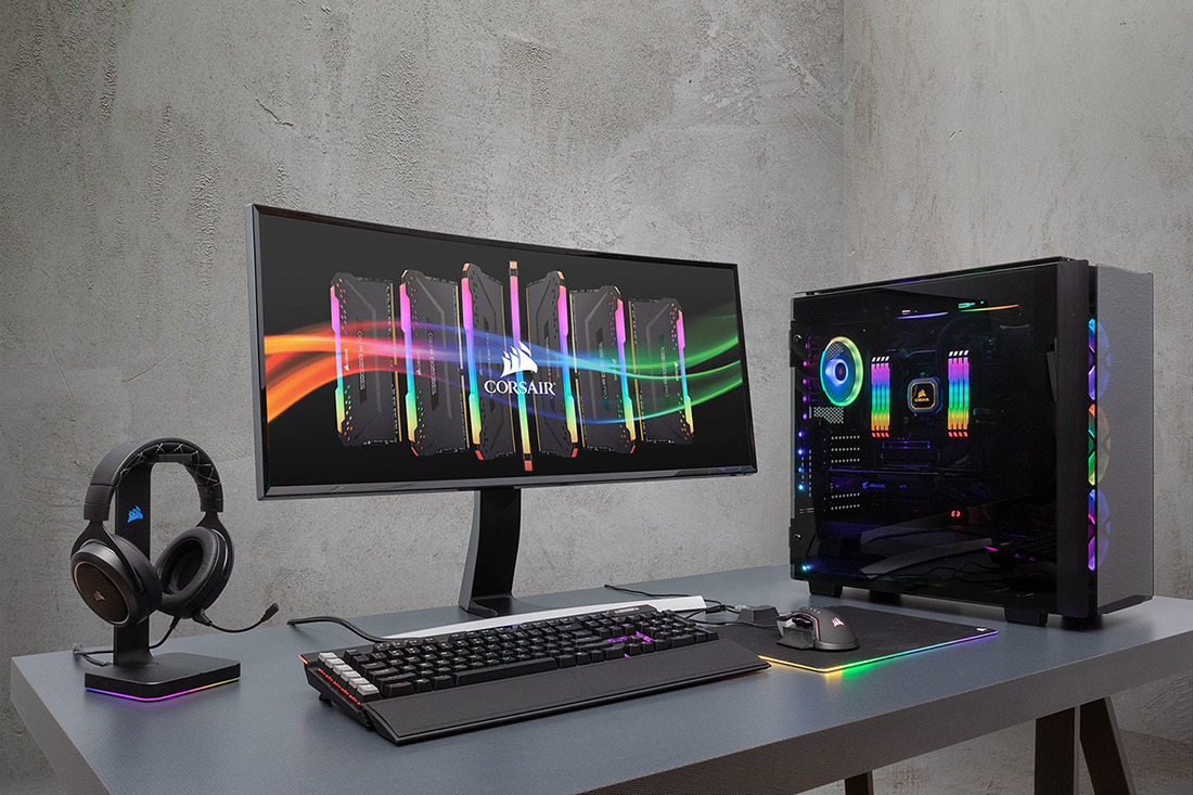 Corsair Gaming products price in Nepal