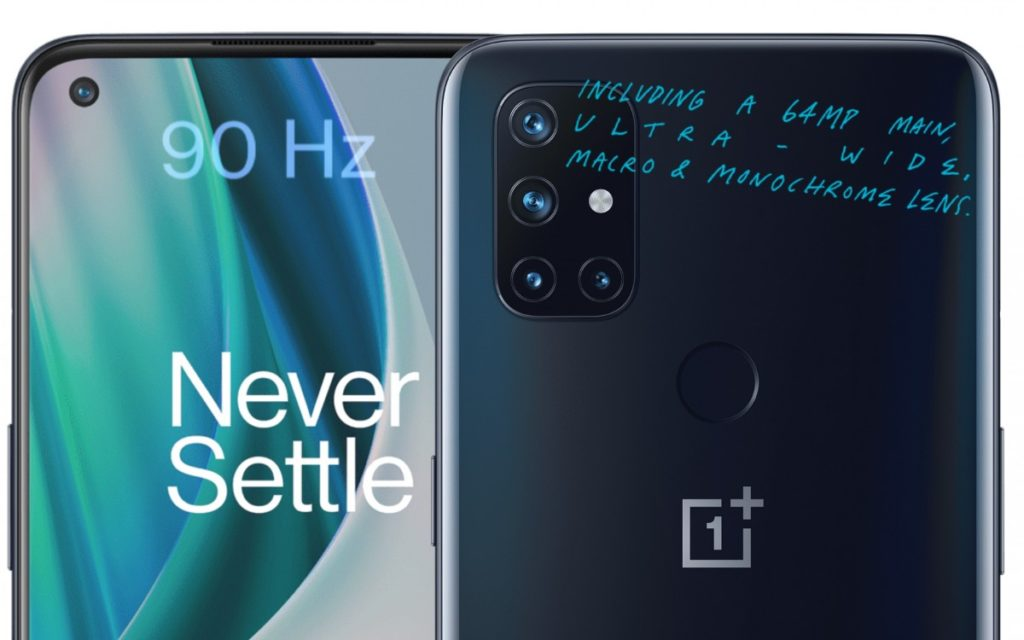 OnePlus Nord N10 5G Price in Nepal
