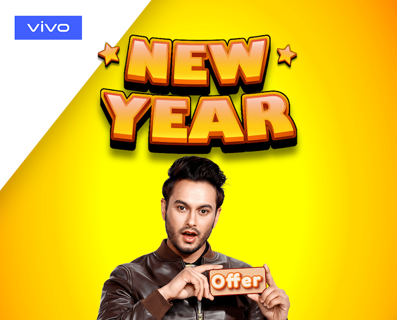 Vivo New Year Offer 2078