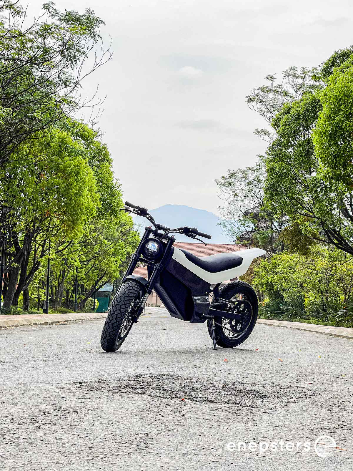 Yatri Motorcycles Project One (P-1)