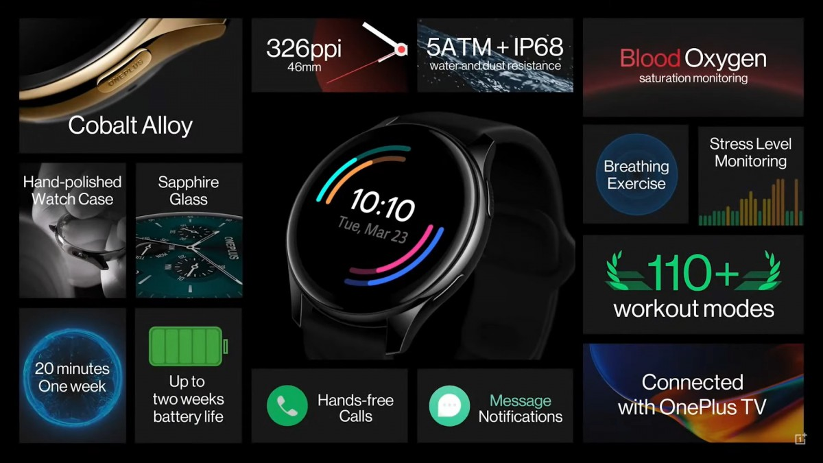 OnePlus Watch Price in Nepal